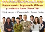 ANUNCIATE EN LAS AMARILLAS DEL INTERNET