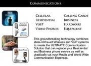 Representates Independientes para Negocio De Telecomunicaciones Internacional