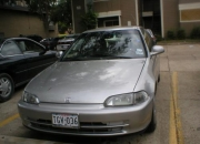vendo carro honda civic