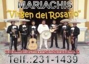 Mariachis Peru Virgen del Rosario Charros Lima