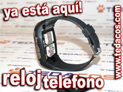 Reloj telefono movil celular de pulsera - watch phone