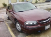 chevrolet impala 01 a la venta