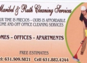 Maribel y Ruth Acosta cleaning services