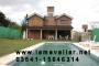 Alojamiento en Argentina Cordoba - Casa de categoria c piscina mts lago