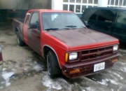 1992 chevrolet s-10 pick-up $ 850 firm