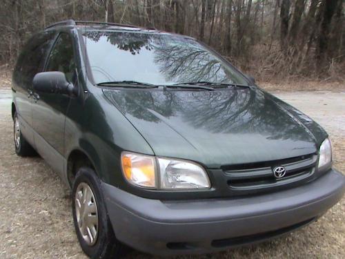 Toyota sienna 99  en venta $3500
