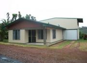 Se vende Finca 2 manzanas con casa y agregado   edificio de 2 planta de 120 m²