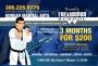 Miami clases de taekwondo para ninos
