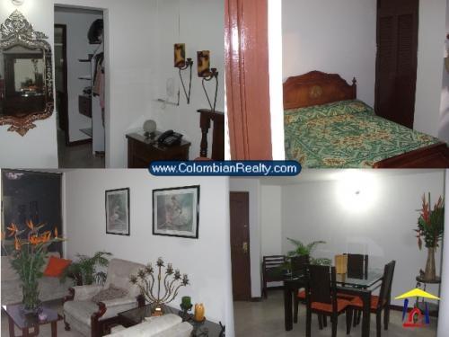 Alquiler de apartamentos amoblados medellin (poblado-colombia) cód.10678