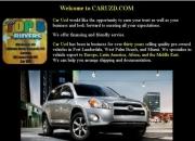 Autos Nuevos y usados a los mejores precios