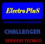 ASISTENCIA TECNICA ESTUFAS CHALLENGER Agencia