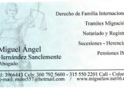 ABOGADO ESPECIALISTA DERECHO DE FAMILIA EN CALI COLOMBIA