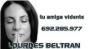 Lourdes Beltrán videncia y tarot para hoy . A veces una palabra puede cambiar tu vida