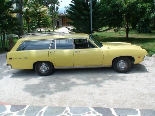 Vendo carro clasico año 1971 marca ford torino en perfecto estado