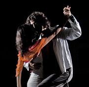 Lessons of tango in buenos aires