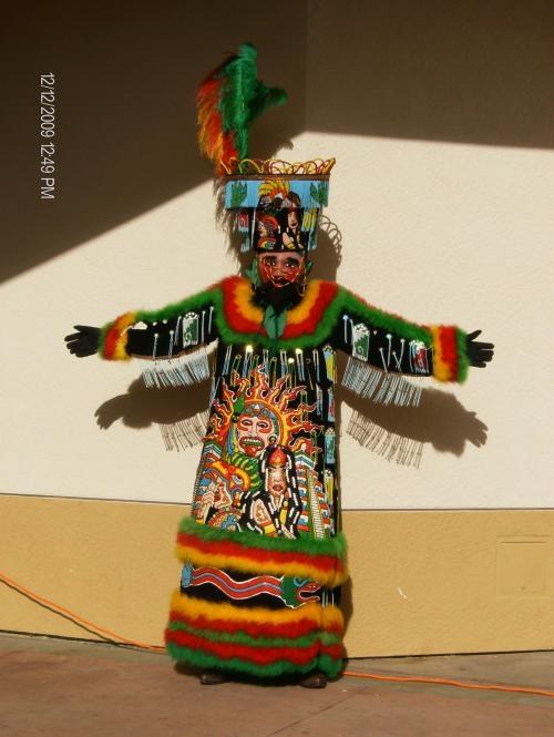 Fotos de Se vende trajes de chinelos  de yautepec morelos 3