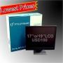 19''LCD Video