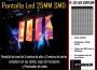 Pantalla LED 25mm SMD