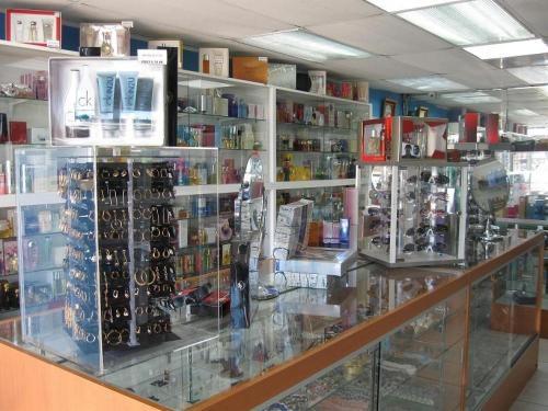 negocio de perfumes