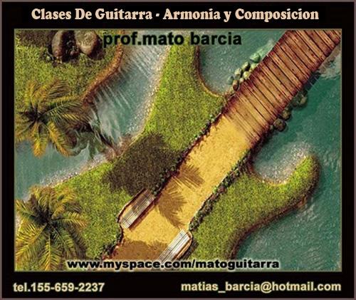 Clases de guitarra zona norte san isidro