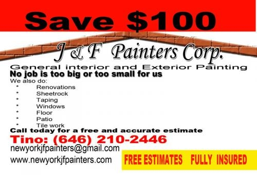 Save on home painting exterior & interior painting - free quotes