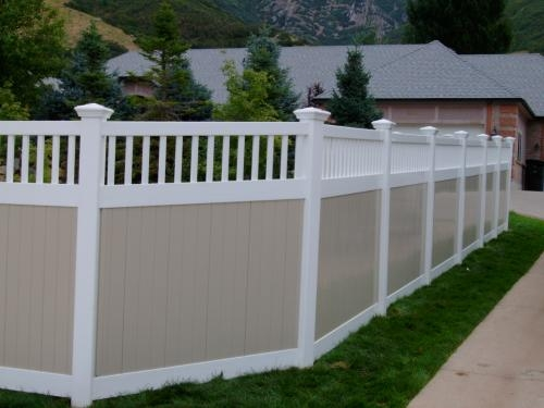 Genis vinyl, wood, chain-link, ornamental iron, gate and rep