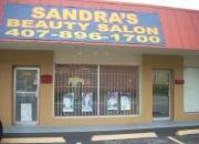 Venta de sandra's beauty salon