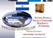 Encomiendas de guatemala honduras y el salvador