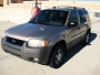 2001 FORD ESCAPE XLT, AUTOMATIC, CLEAN TITLE, LEATHER, SUNROOF