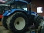 Tractor standard New Holland TVT 190