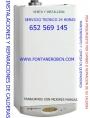 652 569 145 SERVICIO TECNICO REPARACIONES DE CALDERAS EN SABADELL-TERRASSA-RUBI
