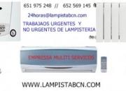 935 180 270  LAMPISTA URGENTE DOSRIUS  LAMPISTA URGENCIAS 24 HORAS DOSRIUS