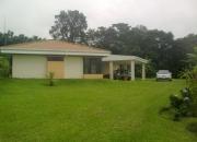 EN Costa Rica Casa de venta en San Isidro de Grecia con vista