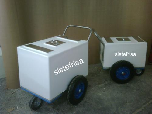 Carros paleteros