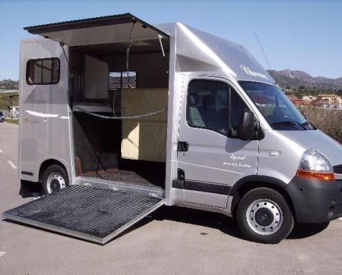 Renault truck 2 caballos plazas