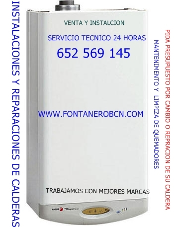 672 850 414 servicio tecnico reparaciones de calderas molins de rei