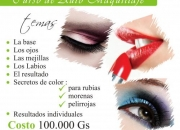 CURSO DE AUTO MAQUILLAJE. Norita Rodriguez SPA Tel.: 622 513