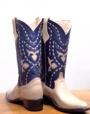 botas cowboy y camperas