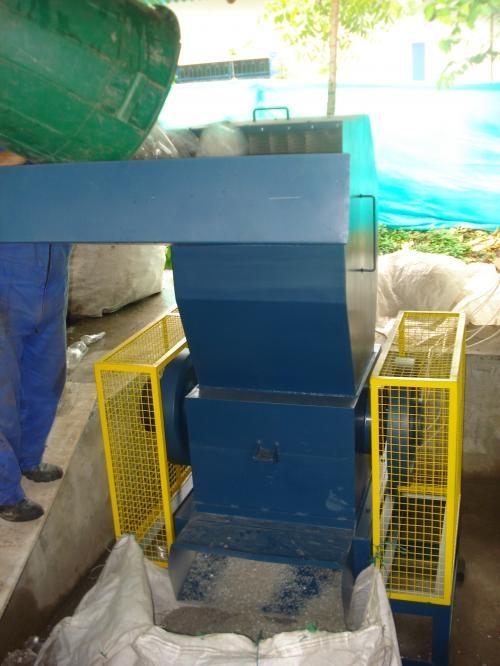 Necesita maquinaria reciclaje plastico