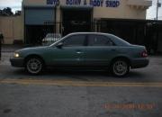 Vendo mazda 626 lx 1999