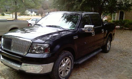 Ford f150 xlt triton