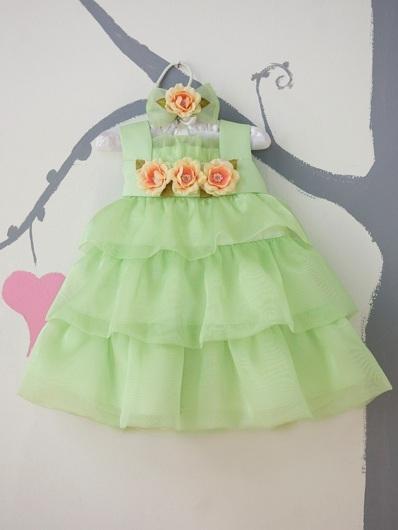- - bellisimos vestidos para tu bebita - -