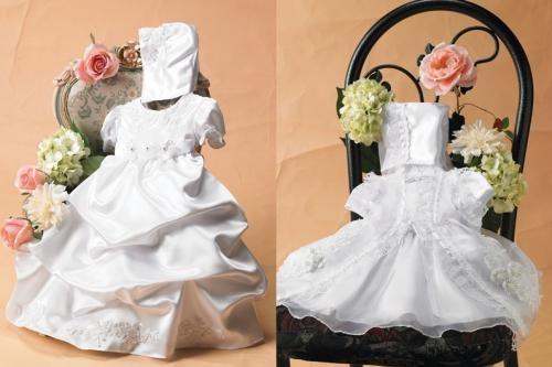 Fotos de Vestidos de bautizo y primera comunion 3