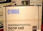 Yamaha MOTIF XS8 88-Key Synthesizer