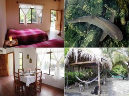 Alojamiento en isla isabela galapagos