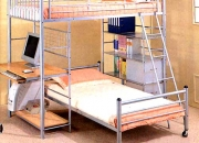 Vendo bunk bed twin/twin