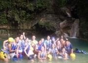 27 waterfalls  of puerto plata  dominican repoblic