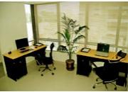 Alquiler de oficinas equipadas y amobladas en chacarilla, lima perú