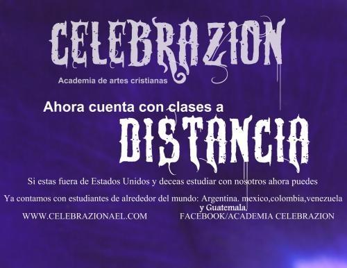Clases de danza cristiana  a distancia gratis
