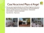 Casa Vacacional Playa el Angel